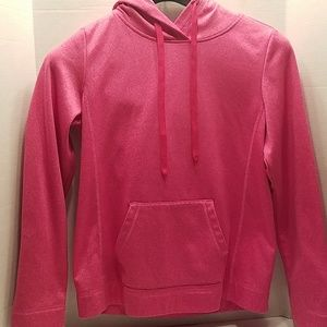 Danskin Hooded Sweatshirt Size S(4-6)